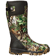 lacrosse rubber hunting boots lacrosse womens alphaburly pro15 realtree apg hunting boots