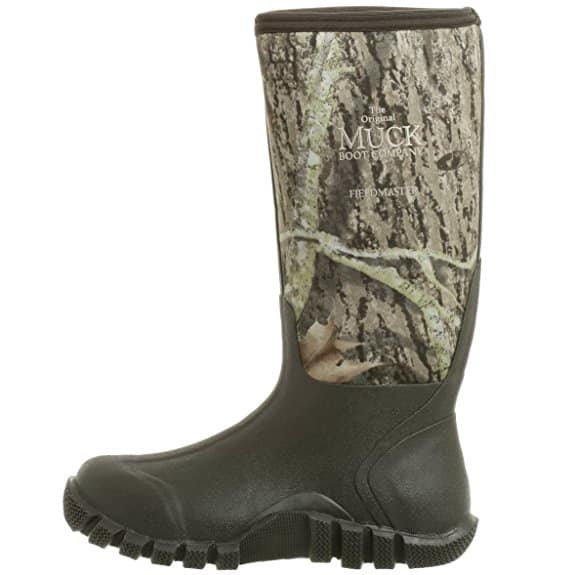 best-hunting-boots muck-boot-mens-fieldblazer-rubber-hunting-boots