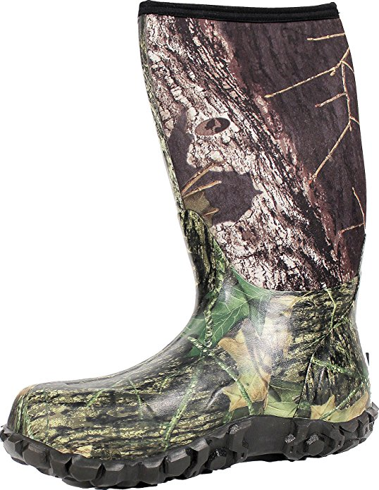 best cold weather hunting boots bogs-mens-classic-high-camo-winter-snow-boot