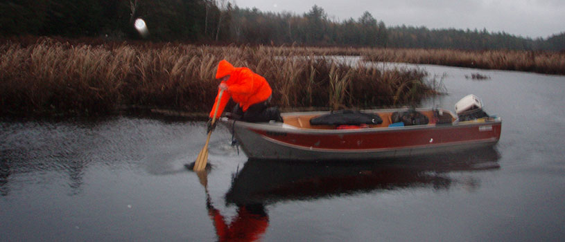 Late season hunting tips