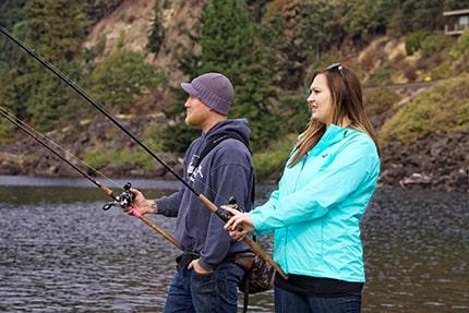 Fly Fishing Vs. Spin Fishing